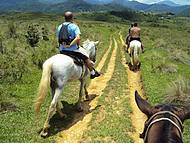 Cavalgada no Campo: Experimente