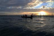 Curral de peixes é comum na região