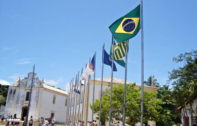 As bandeiras do Brasil