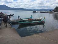 Canoas de Guaraqueçaba