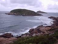 Costão da Praia da Vila