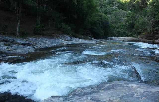 Encontro dos rios...