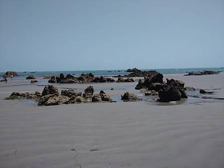 Passeio de buggy pelo litoral - Ponta Grossa-CE