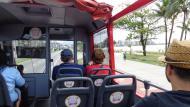 Ônibus Turístico Sai do Pier Iemanjá
