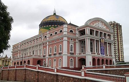 Teatro Amazonas - Vale a pena se encantar!