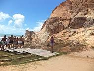 Complexo Turístico Falésias /praia das Fontes / Morro Branco Beberibe - Ceará