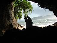 De dentro da gruta que chora
