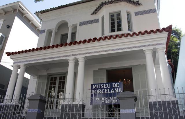 Espaço funciona na antiga residência de Marechal Rondon