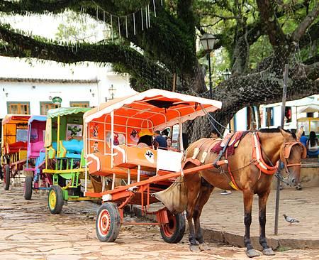 Circular pelo Centro Histórico - Centro histórico Tiradentes