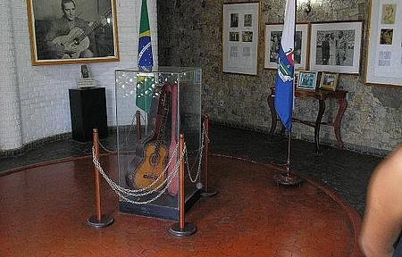 No centro de Miguel Pereira-RJ - Museu Francisco Alves.