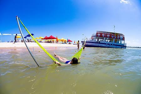 Ilha dos Namorados - Relax e muita mordomia!