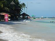 Maré Cheia na Quarta Praia