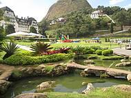 Quitandinha é um dos palcos do Festival de Inverno