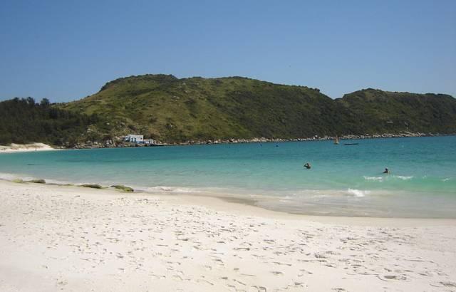 Ilha do Farol.