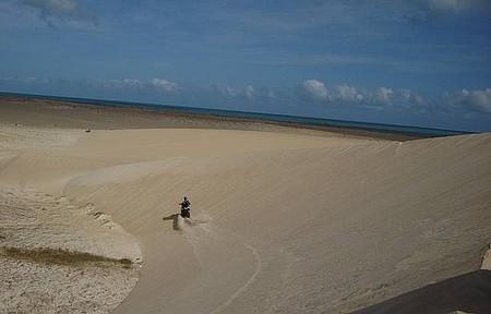 Dunas de Galinhos - Aventura nas dunas