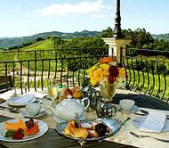Nas vinícolas do Sul, espumantes chegam até no café da manhã