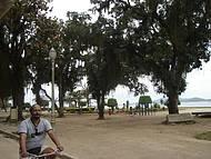 Arborizada Ilha de Paquetá