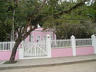 Uma das casinhas tombadas da Ilha de Paquetá