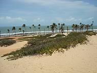 Uma linda praia!!!