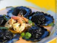 Massa e frutos do mar no Pasta em casa