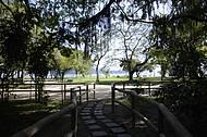 Parque Darke de Mattos é repleto de atrações naturais