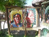 Aldeia Indígena Pataxó