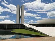 Mais uma bela obra da cidade de Brasília