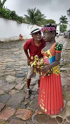 Gilberto e Nega Fulô
