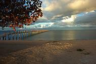 Lagoa dos Patos foma aconchegantes recantos