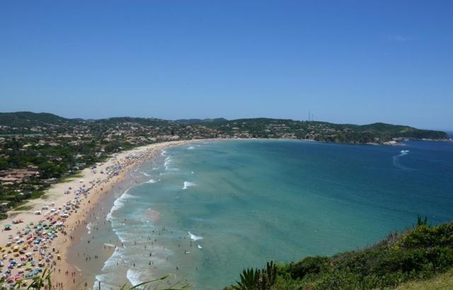 Praia é uma das mais extensas da cidade