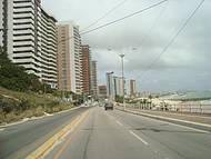 Avenida Projetada por Oscar Niemeyer