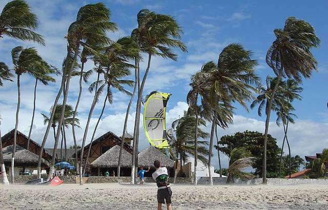 KiteSurf o melhor vento do Brasil