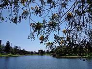 Um cartão postal da cidade.. a Lagoa das Lágrimas