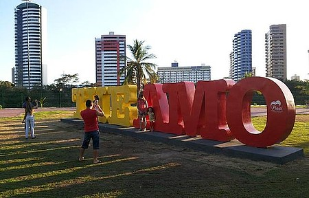 Nova Potycabana - Monumento de amor a Teresina