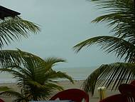 Dia de chuva.