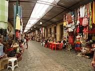 Lojas do mercado