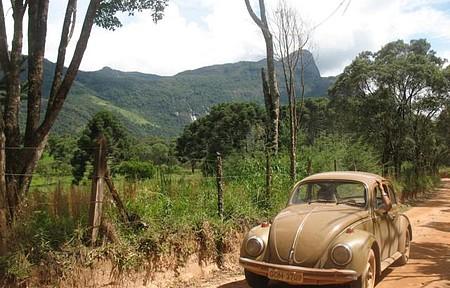Visitar a Reserva Natural Matutu - Acesso é por estrada de terra, com trechos íngremes
