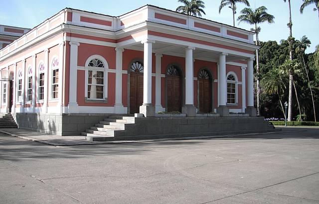 Fachada Museu Imperial
