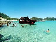 Passeio de Barco em Arraial do Cabo!