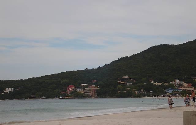 Que del�cia de praia.