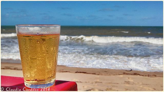 Cerveja bem gelada
