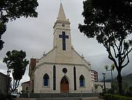 Linda Catedral no Centro da cidade.