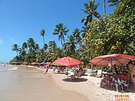 Passeio para Jo�o Pessoa, parada nessa bela praia!