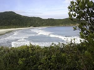 Praia dos Naufragados