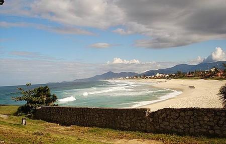 Praia da Vila - Belissíma praia.
