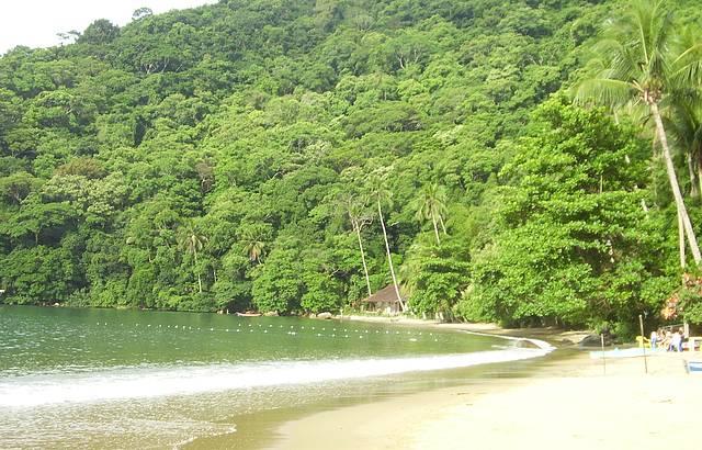 Um lugar m�gico! De natureza perfeita!