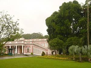 Encantar-se com o Museu Imperial