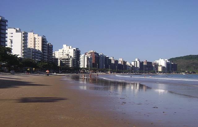 Fim de tarde nessa linda praia