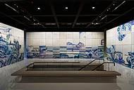 Arte contemporânea nos azulejos de Adriana Varejão