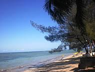 Muito boa a Praia de Ponta Verde